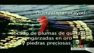 Penacho de Moctezuma signo de belleza riqueza y poder