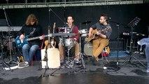 Bar-le-Duc : concert du rassemblement CFDT du 1er mai au parc de Marbeaumont, le groupe Glucose