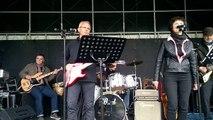 Bar-le-Duc : concert du rassemblement CFDT du 1er mai au parc de Marbeaumont, le groupe Six Harbor Road