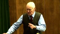 Tony Benn - US election, Economic crisis and the war | London | Nov 3 2008