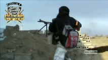 Heavy Clashes As Syrian Rebels Attack Military Airbase In Deir-Ez-Zor | Syrian Civil War