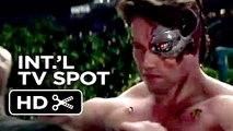 Terminator: Genisys International TV SPOT - New Terminator (2015) - Arnold Schwarzenegger Movie HD