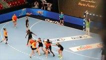Bande d'annonce de la finale de coupe de france l'US Nafarroa Handball