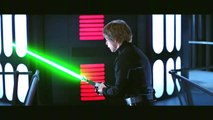 star wars anakin skywalker contra obi-wan kenobi y luke skywalker contra darth vader