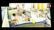 Japanese Hot spring Prank  Hot water disappeared    Funny Pranks 2014