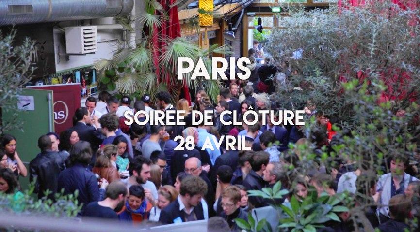 Ulule Tour#2 - PARIS - Soirée de clôture à la Bellevilloise
