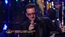 Bono – U2 : Vers la fin de sa carrière ? Il ne peut toujours pas jouer de la guitare !