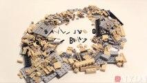 Building LEGO Flatiron Building