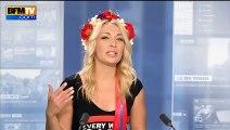 """Inna Shevchenko :""""Les Femen ont été violemment agressées par des inconnus"""" lors de leur opération contre le FN"""