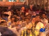 ISPR terms Altaf 's remarks against army leadership disgusting-Geo Reports-01 May 2015