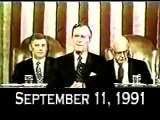 ex-President Bush and the NWO