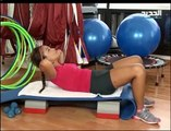 Abs workout - Trainer Vanessa Ghossoub Al Jadeed