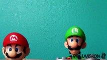 Mario & Luigi Play Smash Bros Melee