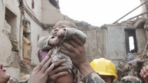 Miracle Rescues Bring Hope To Nepal