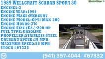 Used 1989 Wellcraft Scarab Sport 30 for sale in North Port, Florida