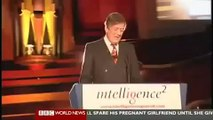 Stephen Fry dismantles the Roman Catholic Church, from the Intelligence Squared debate