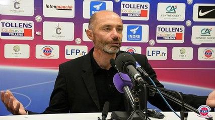 Après Valenciennes : Cédric DAURY