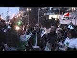 وقفة احتجاجية للسوريين بجنيف للمطالبة بالإفراج عن المعتقلين بسجون سوريا