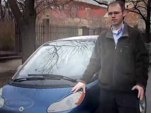2008 Smart ForTwo Quick Drive – Car Reviews