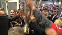 Rugby - CE - RCT : L'arrivée triomphale de Toulon
