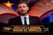 TVR - Amado Boudou vs Gerardo Morales 03-04-10