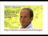 La fausse démocratie expliquée en 10 minutes par Etienne Chouard