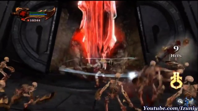 God of War 3 : Kratos Vs. Cronos Boss Battle Chaos Mode Hardest Difficulty