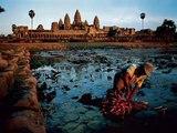 Steve McCurry photos / Music: Daggin by Sigur Rós