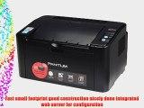Pantum P2502W 22 ppm (A4) / 23 ppm (Letter) Monochrome Wireless 802.11b/g/n Laser Printer