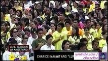 Charice sings national anthem 'Lupang Hinirang' - 06302010