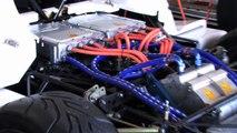 500 HP Toyota Pikes Peak Electric Race-car TMG EV P002