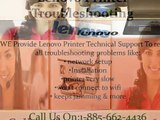 #1 855 662 4436 Lenovo Printer Not Responding-Printer Not Connecting- Printer Troubleshooting