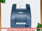 TM-U220B Impact Two-color printing 6 lps Ethernet Auto-cutter Auto-Status PS-180 Power supply