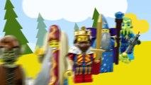 LEGO Fun Facts - Minifigure Edition