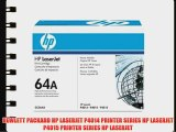 HEWLETT PACKARD HP LASERJET P4014 PRINTER SERIES HP LASERJET P4015 PRINTER SERIES HP LASERJET