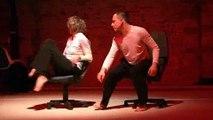 After hours : Danse contemporaine  ( Sensuel violent tendre)