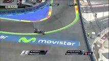 Les 15 plus gros CRASH en Formule 1 : compilation d'accidents violents!