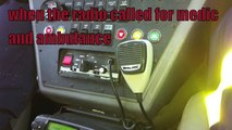 EMS in action - an emergency call from the paramedics viewpoint