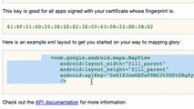 131. Android Application Development Tutorial - 131 - Displaying the MapView