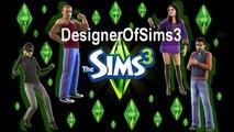 The sims 3 Create a Sim (CAS) Custom sim Female Tutorial [Gothic Sim] ♦³