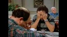 George Costanza, Jerry Seinfeld, and Devo: Are we men?