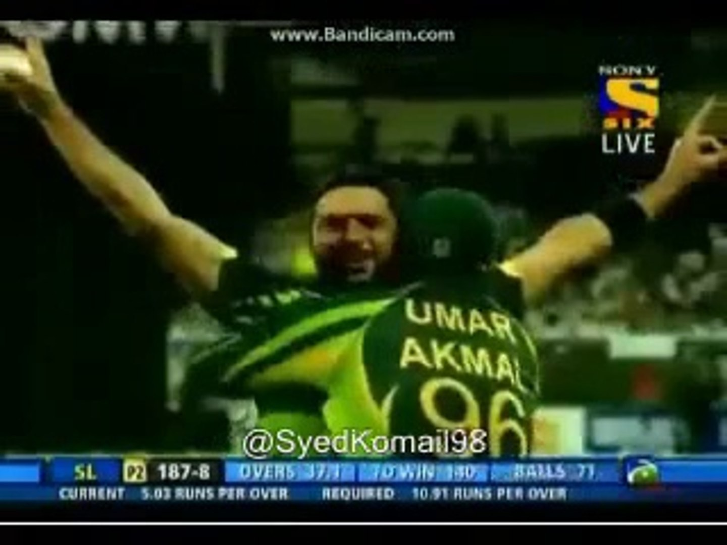 Great Catch by Shahid Afridi ● Career Best Catch