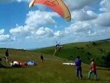 Tandem Paragliding Brighton, Airsports Paragliding School