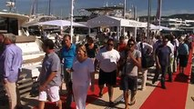 Prestige in Cannes - Luxury Motor Yachts Cannes 2011