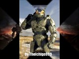 My Intro (Call of Duty 6 Mw2-Halo3 & Halo Reach-Megamind)