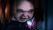 Curse of Chucky Electrocution Scene - Jill's Death