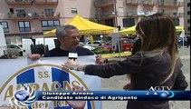 giuseppe arnone candidato sindaco di agrigento presenta il primo assessore news agtv