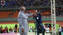 Solly Mahlangu Opening Performance in Dar es Salaam