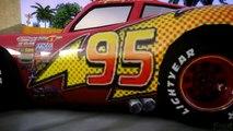 LIGHTNING MCQUEEN [Car MOD] for GTA 4 San Andreas BETA [Map MOD]