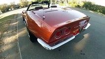 SOLD 1968 Chevrolet Corvette L89 Convertible Corvette Bronze